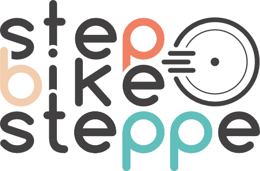 Logo Step Bike Steppe