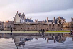 château de la Duchesse anne de Bretagne à Nantes
